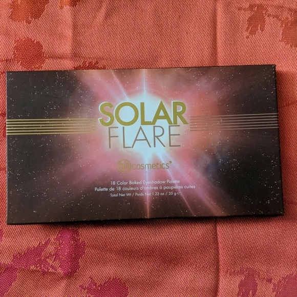 BH Cosmetics Other - BH cosmetics Solar Flare Palette